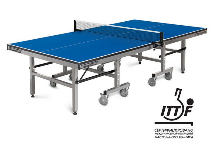 Стол Champion ITTF approved